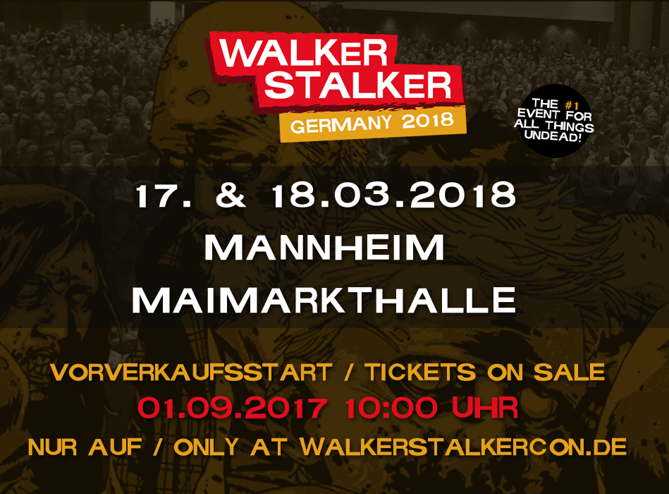 WALKER STALKER GERMANY